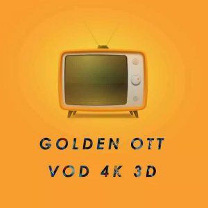 Golden premium ott 4K